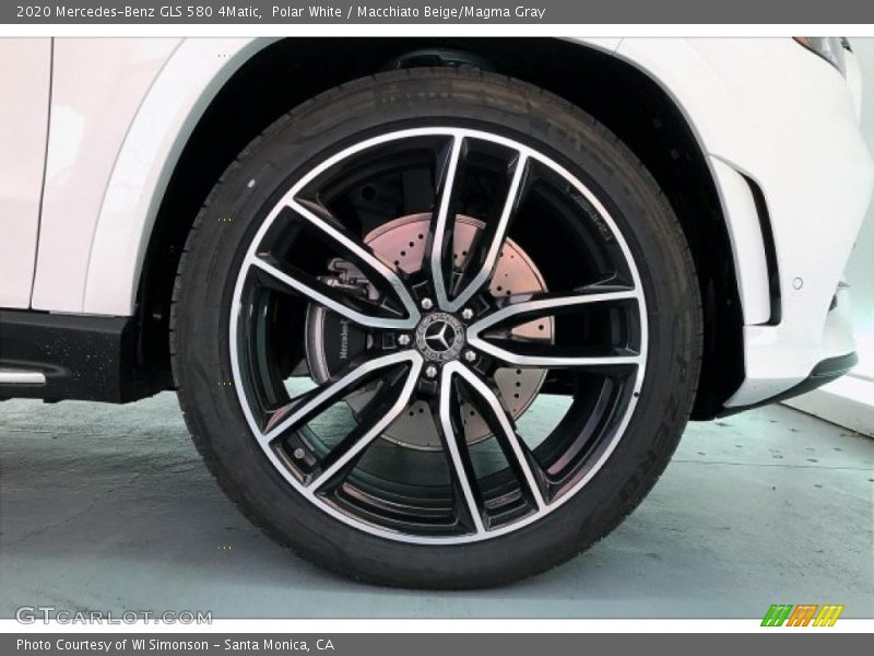 2020 GLS 580 4Matic Wheel