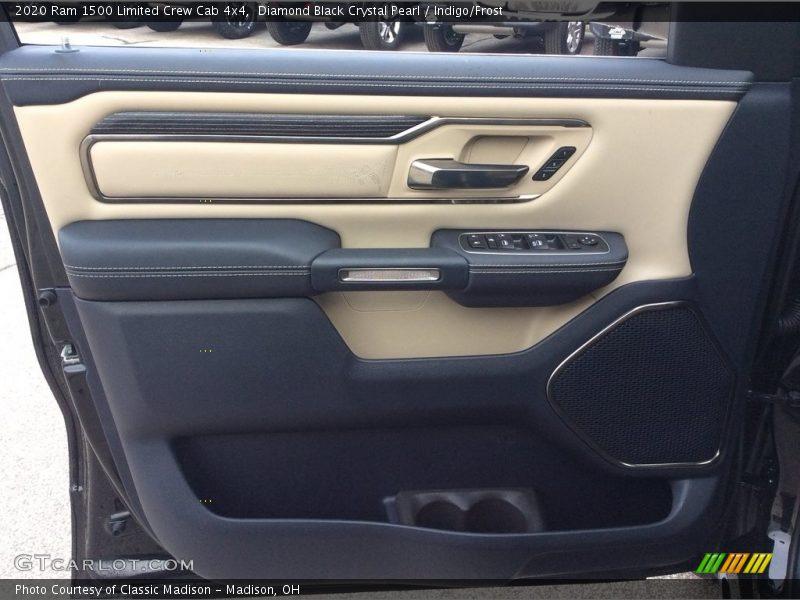 Door Panel of 2020 1500 Limited Crew Cab 4x4