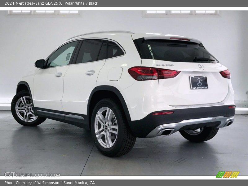 2021 GLA 250 Polar White
