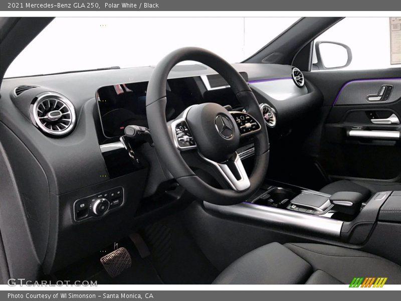 2021 GLA 250 Steering Wheel