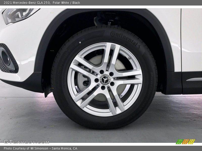 2021 GLA 250 Wheel