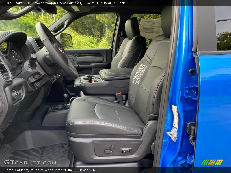 Front Seat of 2020 2500 Power Wagon Crew Cab 4x4