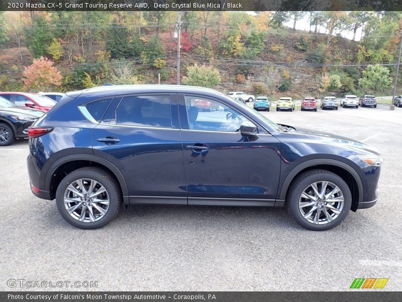 2020 CX-5 Grand Touring Reserve AWD Eternal Blue Mica