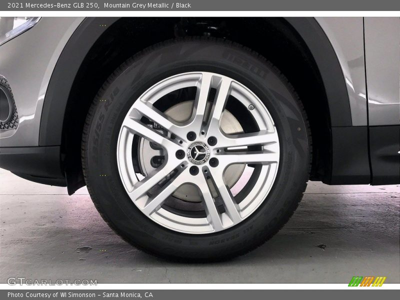 2021 GLB 250 Wheel