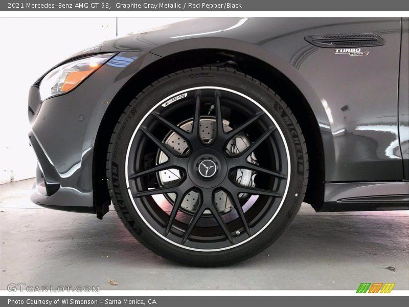 2021 AMG GT 53 Wheel