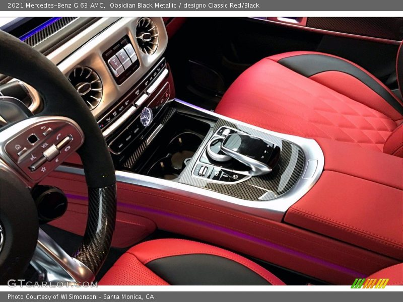 2021 G 63 AMG 9 speed automatic Shifter