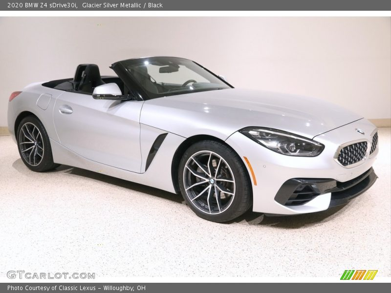 Front 3/4 View of 2020 Z4 sDrive30i