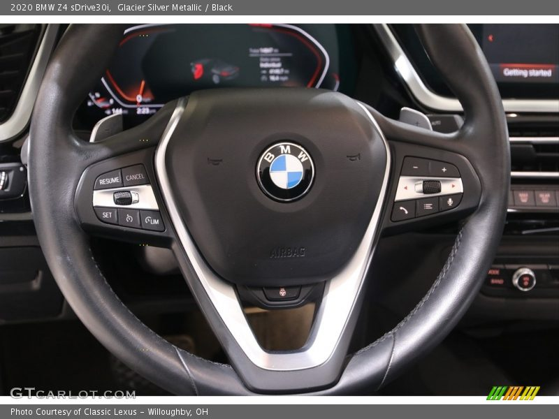 2020 Z4 sDrive30i Steering Wheel