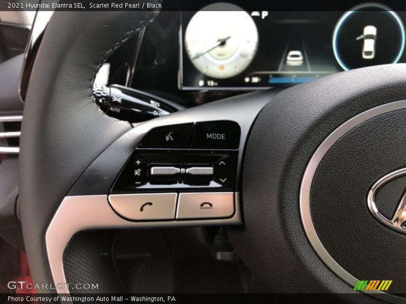 2021 Elantra SEL Steering Wheel