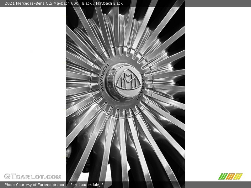 2021 GLS Maybach 600 Wheel