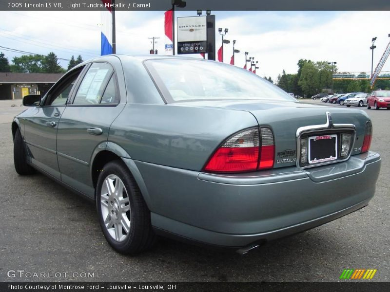 2005 lincoln ls v8 in light tundra metallic photo no. Black Bedroom Furniture Sets. Home Design Ideas