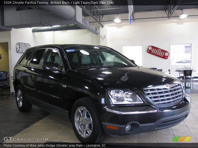 2006 Chrysler Pacifica Touring in Brilliant Black Photo No. 15096143 ...