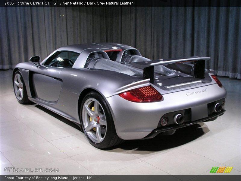 2005 Carrera GT  GT Silver Metallic