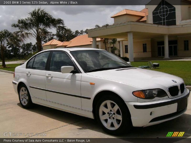 2003 bmw 3 series 325i sedan in alpine white photo no 15284034. Black Bedroom Furniture Sets. Home Design Ideas
