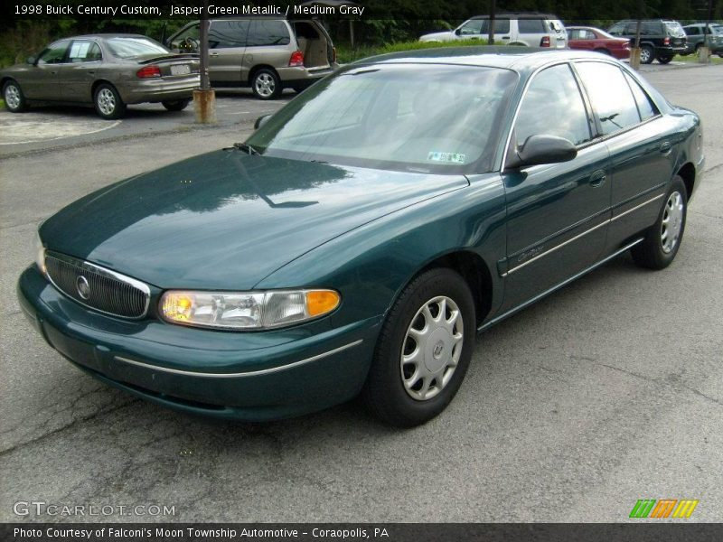 1998 Buick Century Custom In Jasper Green Metallic Photo No 15724020 Gtcarlot Com