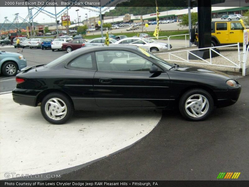 2000 ford escort zx2 coupe in black photo no 15857650. Black Bedroom Furniture Sets. Home Design Ideas