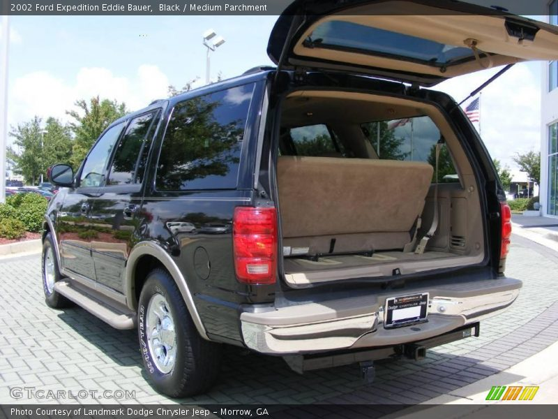 2002 ford expedition eddie bauer in black photo no. Black Bedroom Furniture Sets. Home Design Ideas