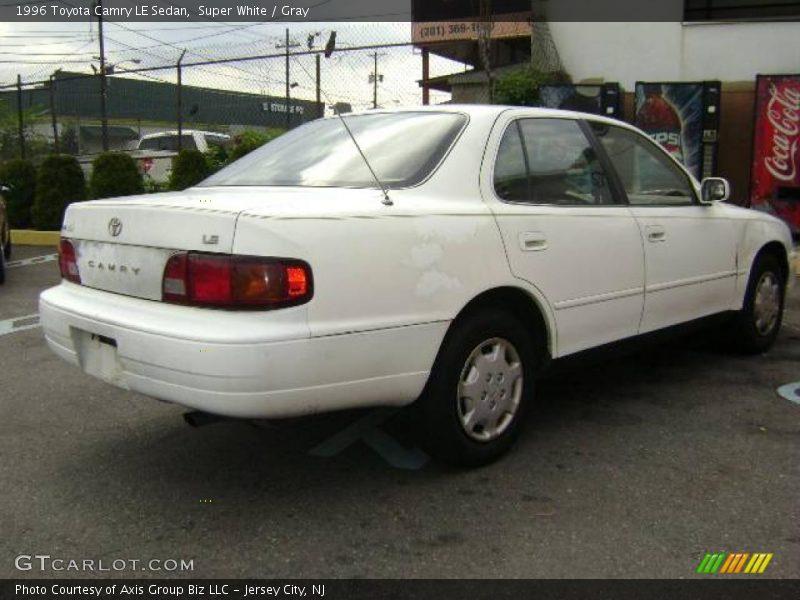 Toyota Vin Decoder >> 1996 Toyota Camry LE Sedan in Super White Photo No ...