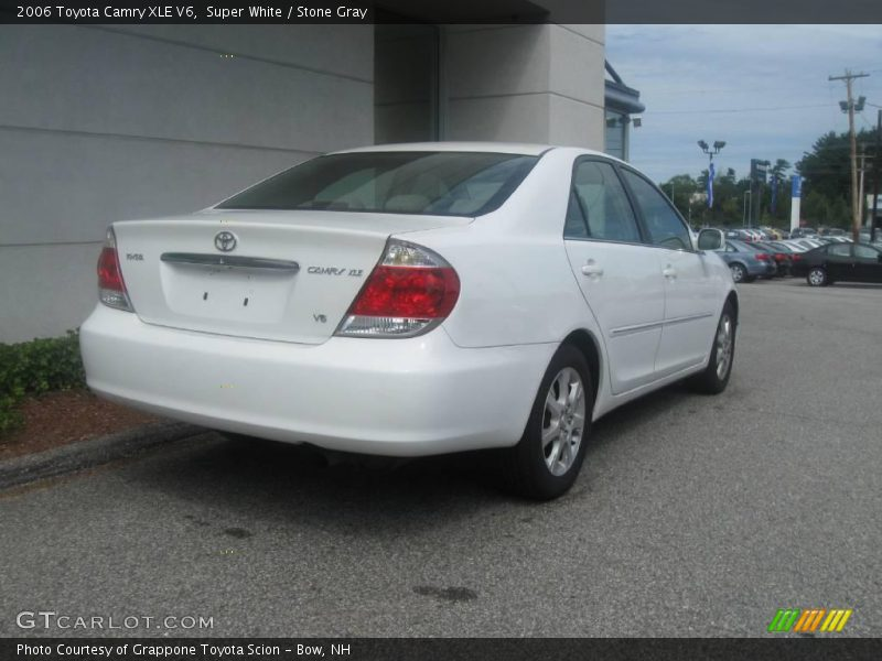 2006 toyota camry xle v6 in super white photo no 17015431. Black Bedroom Furniture Sets. Home Design Ideas