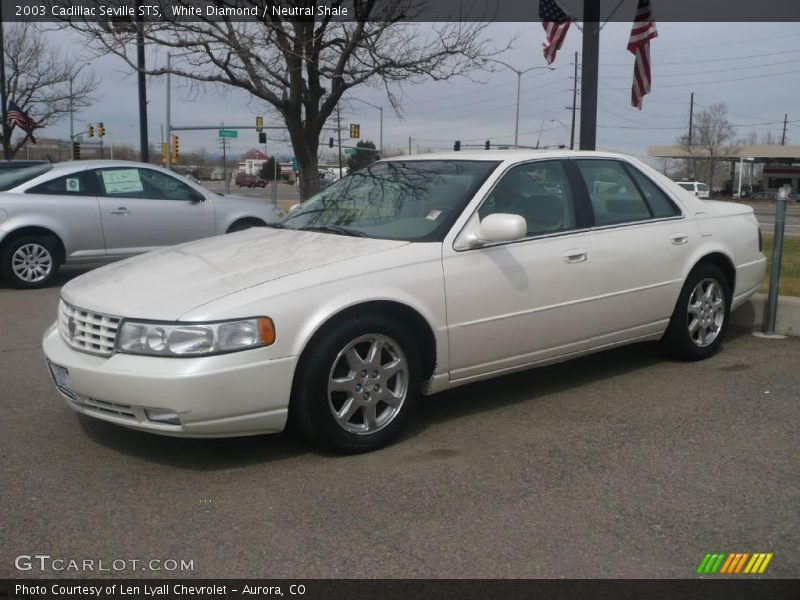 2003 Cadillac Seville Sts File Cadillac Seville Sts 2003