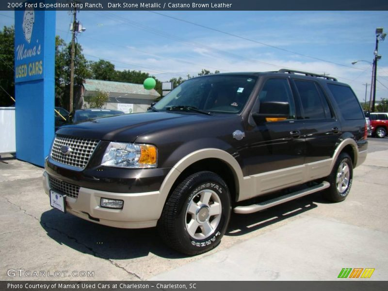 2006 ford expedition king ranch in dark stone metallic for G stone motors used cars
