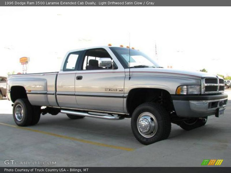 1996 Dodge Ram 3500 Laramie Extended Cab Dually In Light