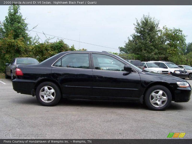 2000 honda accord ex v6 sedan in nighthawk black pearl photo no 17761139. Black Bedroom Furniture Sets. Home Design Ideas