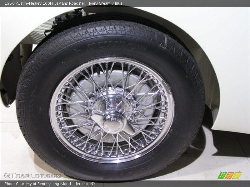 1956 100M LeMans Roadster Wheel