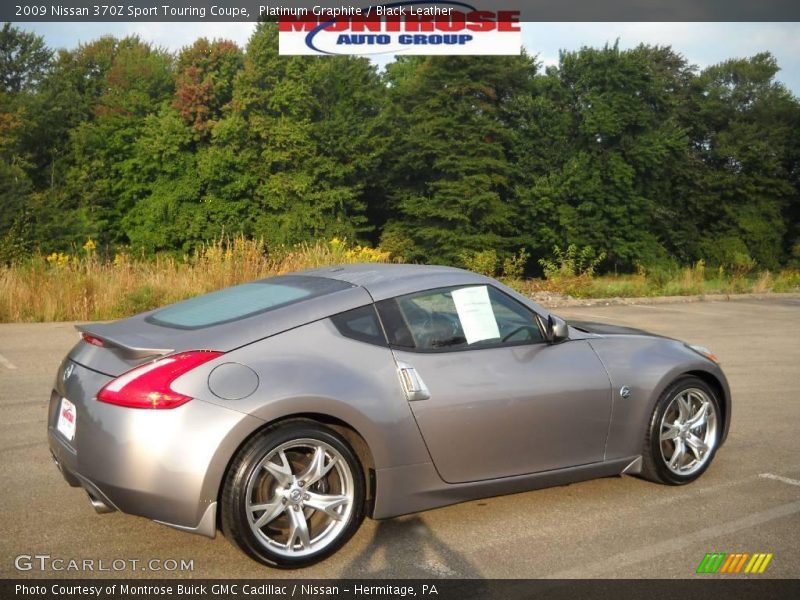 2009 nissan 370z sport touring coupe in platinum graphite photo no 18019852 - Nissan 370z touring coupe ...