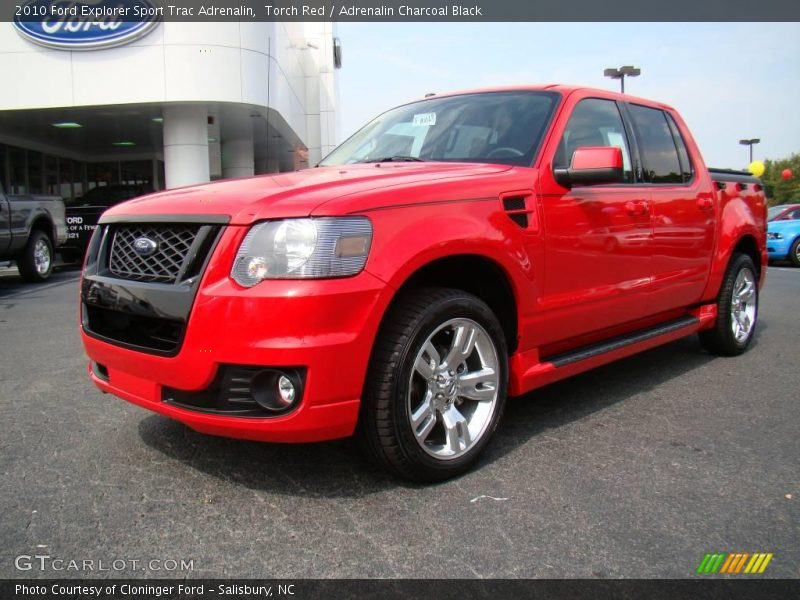 2010 ford explorer sport trac adrenalin in torch red photo no 18062134. Black Bedroom Furniture Sets. Home Design Ideas