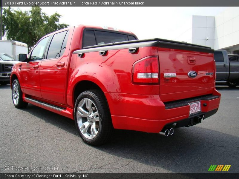 2010 ford explorer sport trac adrenalin in torch red photo no 18062386. Black Bedroom Furniture Sets. Home Design Ideas