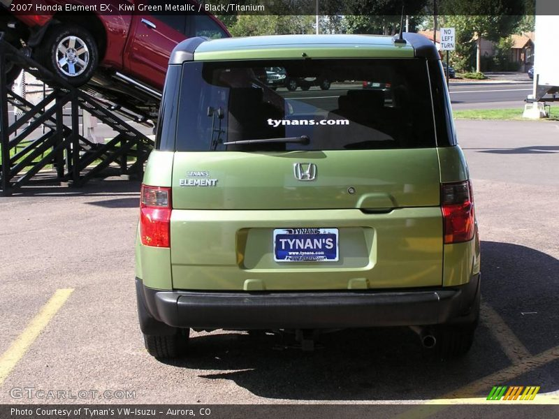 2007 honda element ex in kiwi green metallic photo no for Green honda element