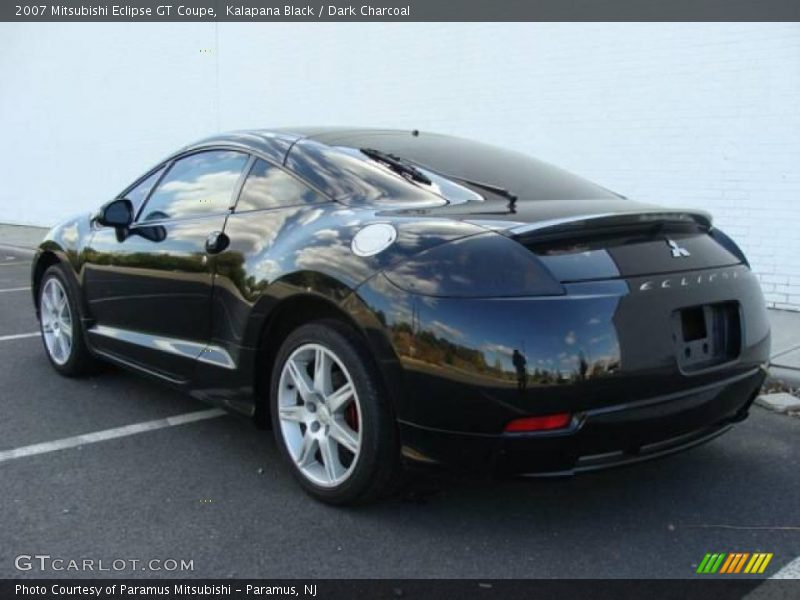 2007 mitsubishi eclipse gt coupe in kalapana black photo no 19245934. Black Bedroom Furniture Sets. Home Design Ideas