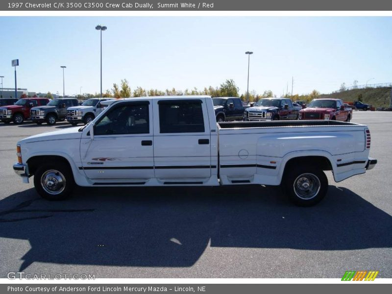 1997 chevrolet c k 3500 c3500 crew cab dually in summit. Black Bedroom Furniture Sets. Home Design Ideas