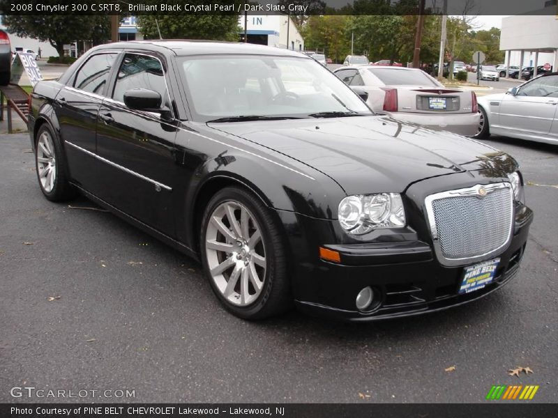 2008 chrysler 300 c srt8 in brilliant black crystal pearl photo no 19772951. Black Bedroom Furniture Sets. Home Design Ideas