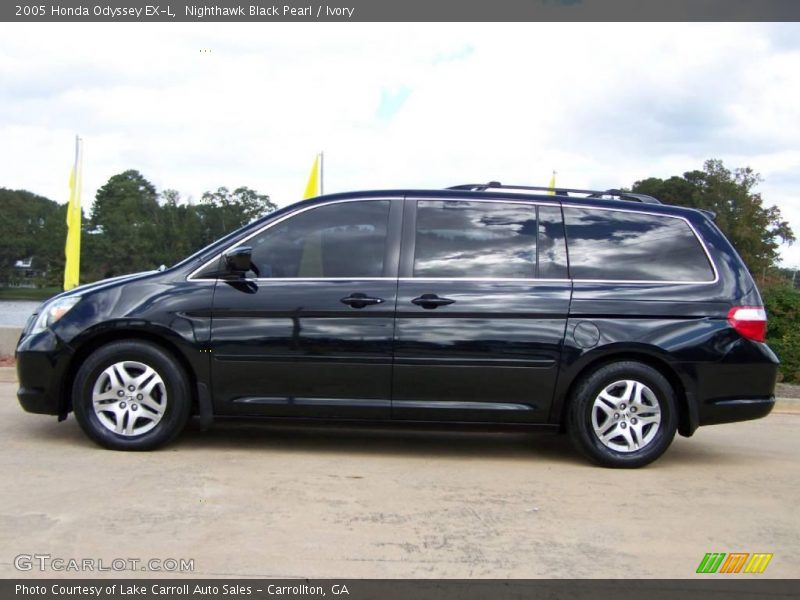 2005 honda odyssey ex l in nighthawk black pearl photo no. Black Bedroom Furniture Sets. Home Design Ideas