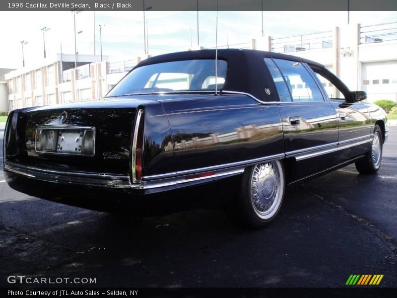 1996 cadillac deville sedan in black photo no 20493090. Cars Review. Best American Auto & Cars Review