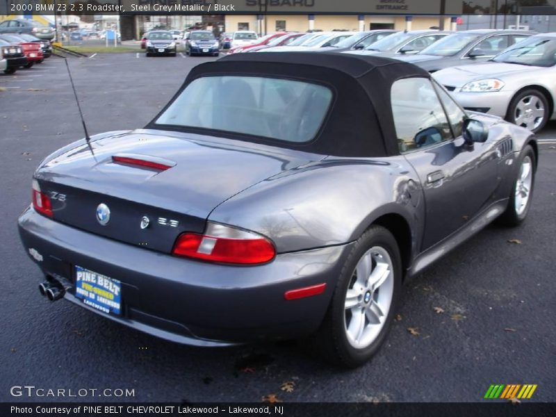 2000 bmw z3 2 3 roadster in steel grey metallic photo no. Black Bedroom Furniture Sets. Home Design Ideas
