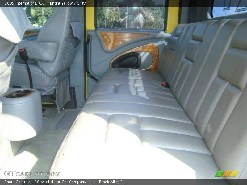 2005 CXT  Gray Interior