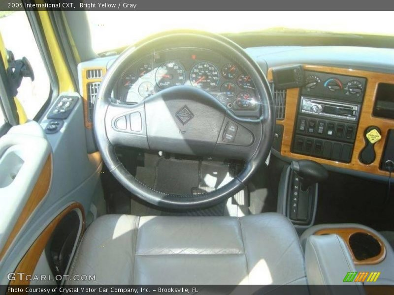 2005 CXT  Steering Wheel