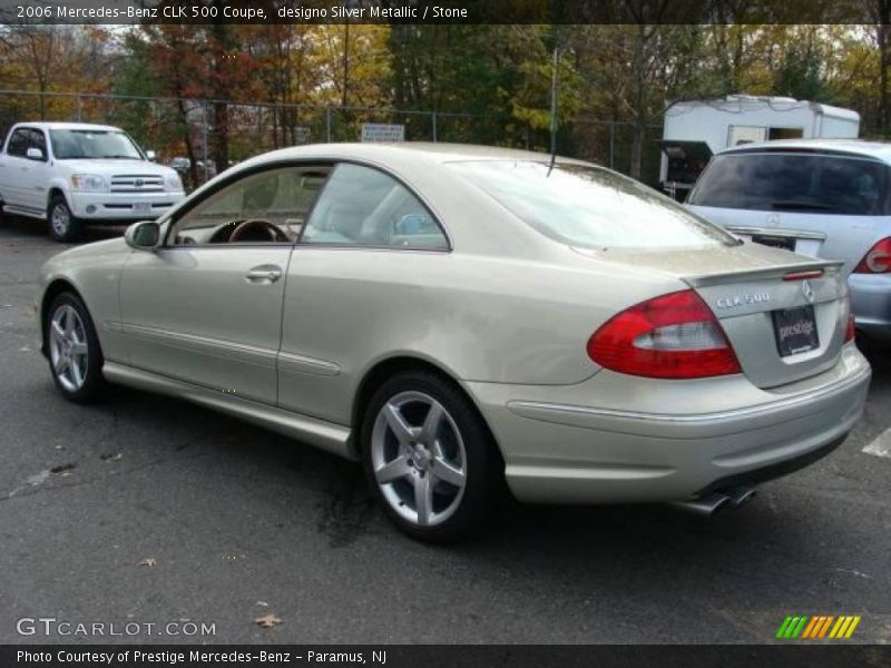 2006 mercedes benz clk 500 coupe in designo silver for 2006 mercedes benz clk 500