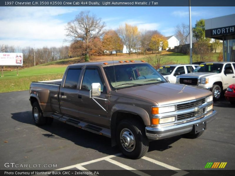 1997 chevrolet c k 3500 k3500 crew cab 4x4 dually in light. Black Bedroom Furniture Sets. Home Design Ideas