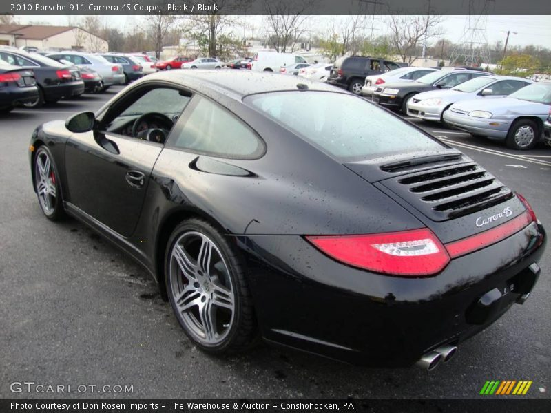 2010 Porsche 911 Carrera 4S Coupe photo - 2
