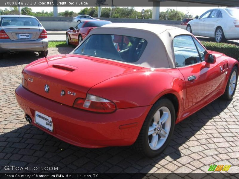 2000 bmw z3 2 3 roadster in bright red photo no 21885572. Black Bedroom Furniture Sets. Home Design Ideas