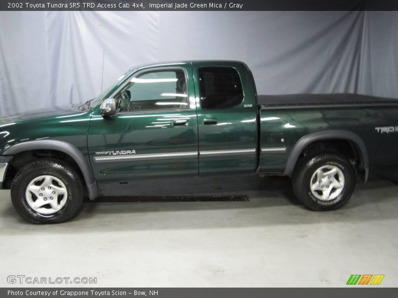 2002 toyota tundra sr5 trd access cab 4x4 in imperial jade green mica photo no 22161594. Black Bedroom Furniture Sets. Home Design Ideas