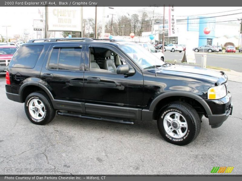 2003 ford explorer xlt 4x4 in black photo no 22657296. Cars Review. Best American Auto & Cars Review