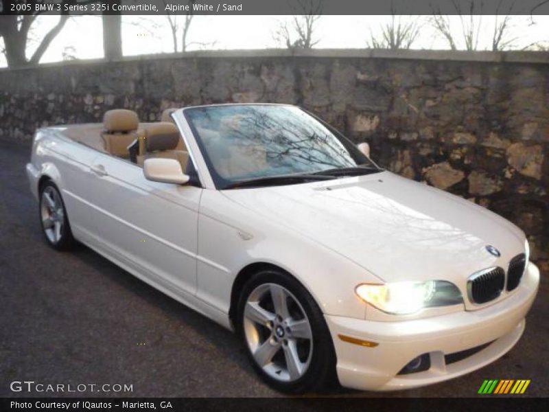 2005 bmw 3 series 325i convertible in alpine white photo no 2265854. Black Bedroom Furniture Sets. Home Design Ideas