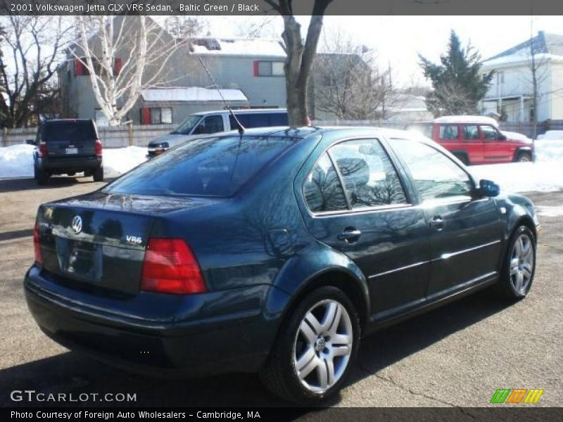 2001 volkswagen jetta glx vr6 sedan in baltic green photo. Black Bedroom Furniture Sets. Home Design Ideas
