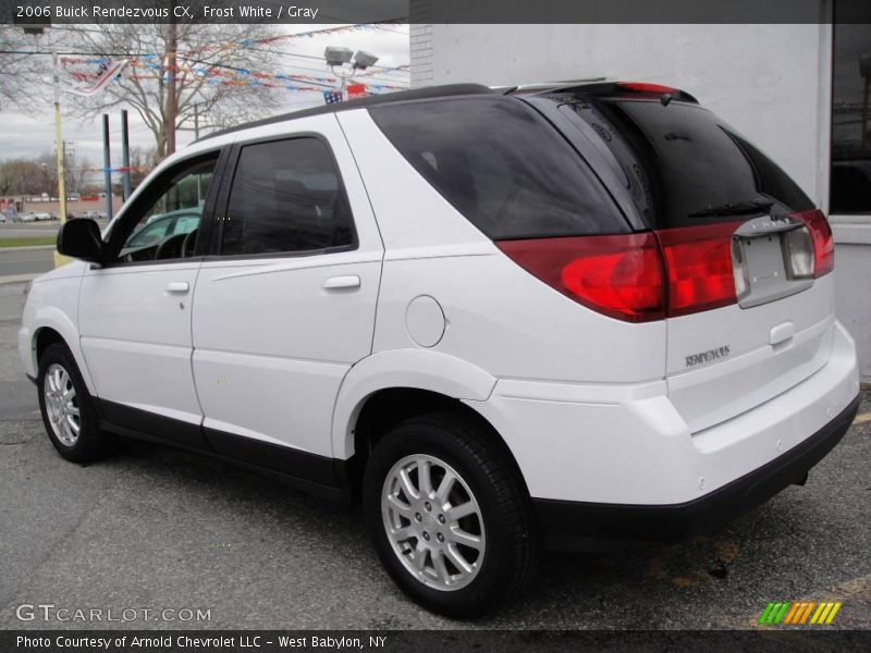 2006 buick rendezvous cx in frost white photo no 22807769. Cars Review. Best American Auto & Cars Review