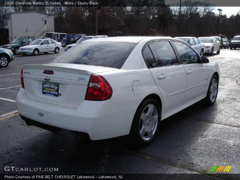 2006 chevrolet malibu ss sedan in white photo no 22853680. Black Bedroom Furniture Sets. Home Design Ideas
